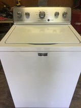 Maytag Washer HE Super Capicity in Fort Polk, Louisiana