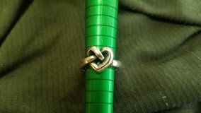 Vintage James Avery Heart Knot Ring in Kingwood, Texas