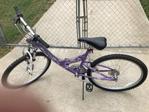 "26"" Purple Pacific Girls Bike 18 Speed in Elizabethtown, Kentucky"