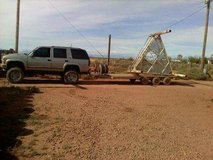 20 Ft triple axle trailer in Alamogordo, New Mexico