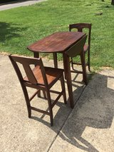 table and 2 chairs in Fort Campbell, Kentucky