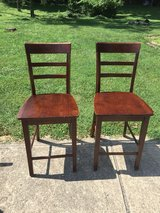 2 barstools in Fort Campbell, Kentucky