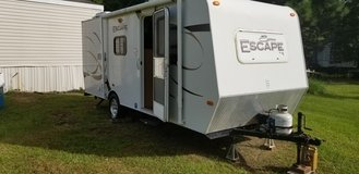 2012 travel trailer in Fort Polk, Louisiana