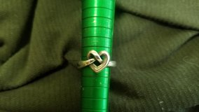 Vintage James Avery Heart Knot Ring in Cleveland, Texas