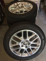 Mustang Pony package tires & rims in Wheaton, Illinois