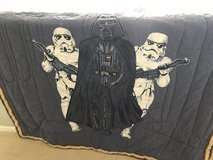 Pottery Barn Kids Darth Vader and Storm Troopers Quilt in Shorewood, Illinois