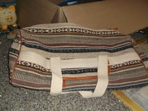 large burlap travel bag in Alamogordo, New Mexico