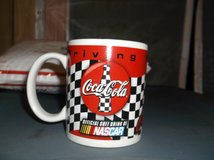 nascar coke mug in Alamogordo, New Mexico
