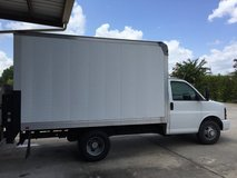 Chevy Express Box w/ Liftgate in Spring, Texas