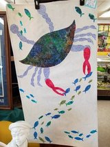 Crab & Fish Themed Rug #2306-16 in Wilmington, North Carolina
