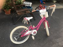 Girls bicycle in Fort Campbell, Kentucky
