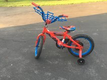 Boys Spider-Man Bicycle Great Condition in Fort Campbell, Kentucky