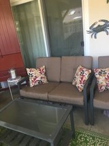 Patio Love Seat & Coffee Table - Can Discount If ... in Camp Pendleton, California