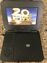 RCA Portable DVD Player in Houston, Texas