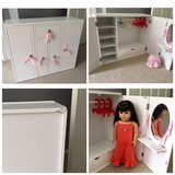 "18"" Doll Wardrobe in Beaufort, South Carolina"