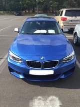 2016 US spec BMW M235i X-Drive in Ansbach, Germany