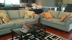 Couch and Loveseat in New Lenox, Illinois