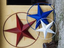 Metal Stars in 3 Sizes Now! in Camp Lejeune, North Carolina