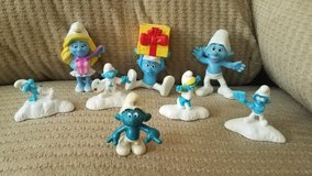 Smurf Collection in Kingwood, Texas