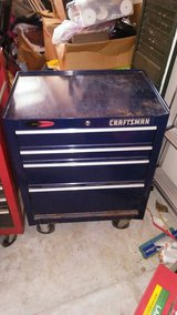 Craftsman 4 Drawer Easy Glide Toolbox in Houston, Texas