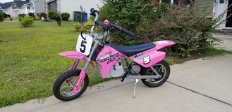 Pink Razor Electric Motorbike in Fort Bragg, North Carolina
