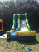 Water slides for rent and bounce houses in Leesville, Louisiana