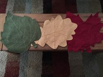 Fall table runner in Alamogordo, New Mexico