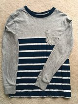 Lands' End Kids long sleeve shirt 5/6 in Chicago, Illinois