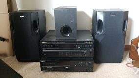 Home Theater System in Naperville, Illinois