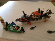 Lego City Coast Guard Set in Kingwood, Texas