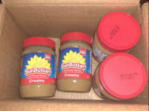 Sunflower Butter in Perry, Georgia