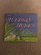 The Runaway Bunny book in Camp Lejeune, North Carolina