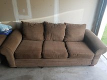 Full Size 2pc Couch & Sec. in Vista, California