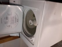 GE electric Washer and dryer in Clarksville, Tennessee