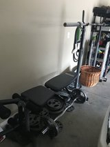 Body Champ Weight bench, Weider weights and barbells in Watertown, New York