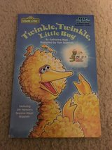 Sesame Street Twinkle, Twinkle, Little Bug book in Camp Lejeune, North Carolina