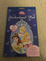 NEW Disney Princess Stickerland Pad in Camp Lejeune, North Carolina