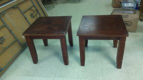 Matching End Tables in Norfolk, Virginia