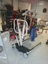 body lift 450 . Not used but a couple of times.  weighs about80 to 90 p0unds in DeRidder, Louisiana