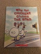 Why the Chickens Crossed the Road book in Camp Lejeune, North Carolina