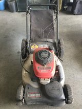 Honda lawnmower in Camp Pendleton, California