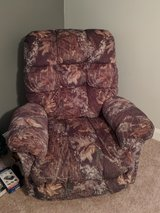 camo chair in Camp Lejeune, North Carolina