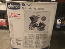 Chicco Key Fit Car Seat and the Chicco Bravo Stroller in Byron, Georgia