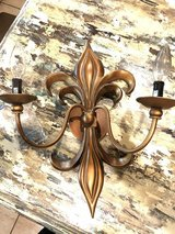 Wall sconce in Spring, Texas