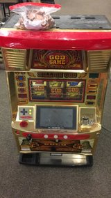 Slot Machine with Coins in Fort Leonard Wood, Missouri