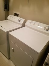 Frigidaire Washer and Gas dryer in Spring, Texas