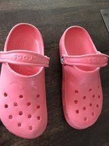 pink Crocs in Glendale Heights, Illinois