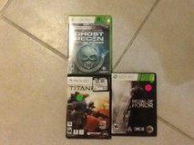Xbox 360 games in 29 Palms, California