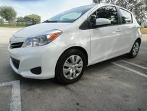 V-Good 2013 Toyota yaris 13357km in Glendale Heights, Illinois