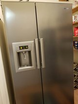 Freestanding American Style Fridge Freezer GNEV321AP in Lakenheath, UK